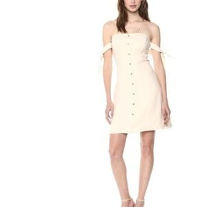 ASTR the Label Textured Araceli Mini Dress